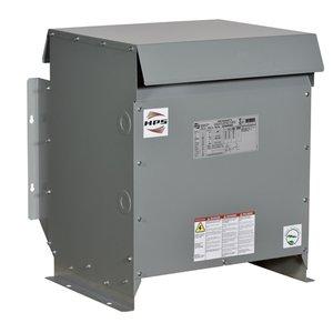 Hammond Power Solutions SG3A0045DB Transformer, Dry Type, NEMA 3R, 240Δ - 208Y/120, 3PH, 45 kVA