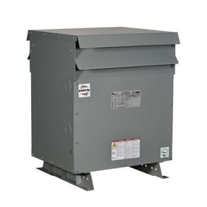 Hammond Power Solutions SG3C0075KD Transformer, Dry Type, NEMA 3R, 480 Delta; - 240 Delta;/120, 3PH, 75 kVA
