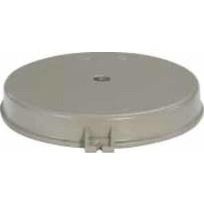 "Hubbell-Killark VMA2B Ceiling Pan, Pendant Splice Box, 3/4"", Metallic"
