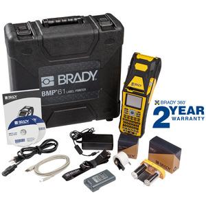 Brady BMP61 Label Maker Kit