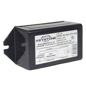 Keystone Technologies KTAT-70-480-277 480V-277V Step-Down Auto-Transformer, 70 VA, Single Phase