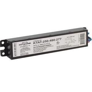 Keystone Technologies KTAT-375-480-277 480V-277V Step-Down Auto-Transformer, 375 VA, Single Phase