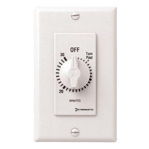 Intermatic FD430MW 30 Minute 125-277 V Dpst White