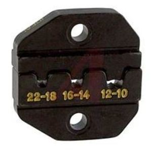 Ideal 30-586 Die Set for Crimp Tool; for 22-12 AWG non-insulated open barrel crimp style conn for Crimpmaster™ Crimp Tool