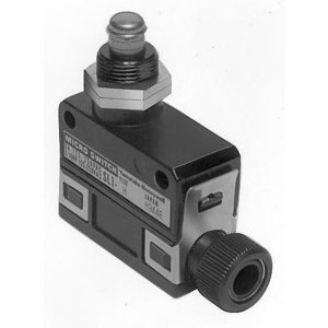Micro Switch SL1-A Limit Switch, 5A, 250VAC, 1NO/NC Contact, Top Roller Plunger