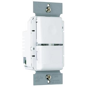 Pass & Seymour OS300-SW Commercial Occupancy/Vacancy Sensor, Pir, White