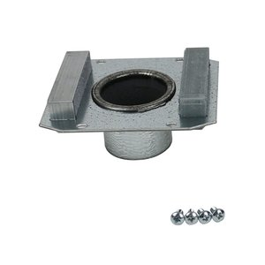 """Wiremold 1150CHA Conduit Housing Assembly, 1-1/2"""""""