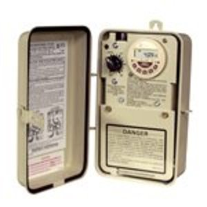 Intermatic PF1103T Int-mat Pf1103t Timer W/thermostat,