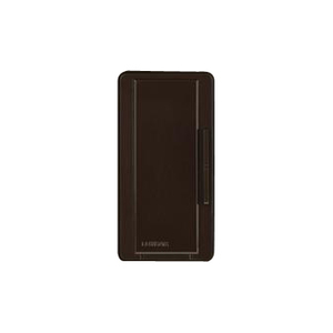 Lutron MA-600-BR Digital Fade Dimmer, Decora, 600W, Maestro, Brown