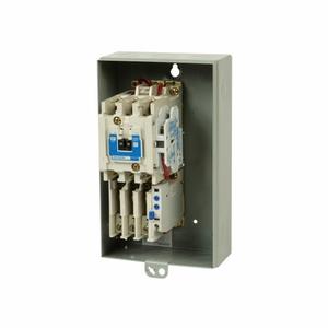 Eaton ECN0511EAA Starter, NEMA Size 1, 27A, Type 1, Non-Reversing, 208VAC Coil