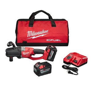 Milwaukee 2708-22HD M18 FUEL QUIK-LOK HOLE HAWG RIGHT ANGLE DRILL KIT