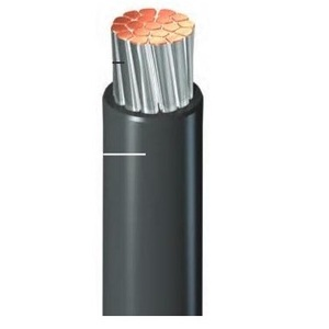 General Cable 387330.05 Type P Power Cable, 4/0 AWG, Unarmored, 2kV1C4/0 AWG 2KV TYPE P