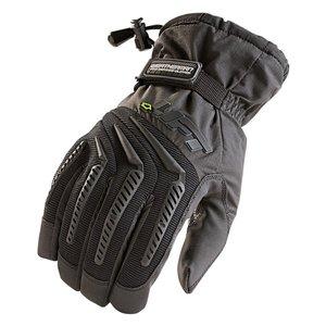 Lift Safety GWM-6KM Weatherman Work Gloves - Size: Medium