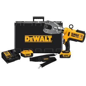 DEWALT DCE350M2 Crimping Tool Kit