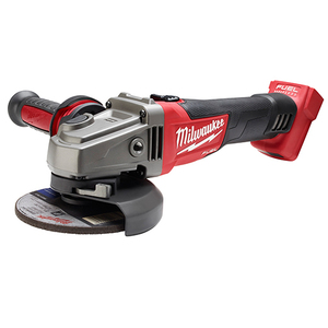 "Milwaukee 2781-20 M18 FUEL™ 4-1/2"" - 5"" Grinder, Side Switch Lock-On"