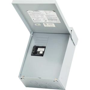Midwest UG412RMW250 Spa Panel, 50A, 2P, GFCI, 1PH, Breaker, 4 Circuit, NEMA 3R