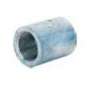 "Matco-Norca ZM-CG03 Merchant Coupling, 1/2"", Straight, Galvanized Steel"
