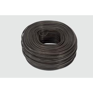 Bizline TWG Tie Wire, 16 Gauge, Plain Finish, Box of 20 Rolls