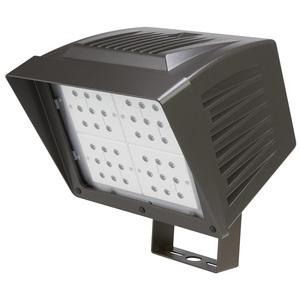 Atlas Lighting Products PFL126LED Flood Light, LED, 126W, 120-277V, Black