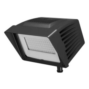 Atlas Lighting Products PFMXW64LED Flood Light, LED, 62.46W, 120-277V, Black