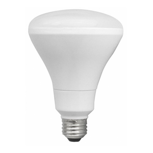 TCP LED9BR30D30K Dimmable LED Lamp, BR30,  9Watt, 120 Volt, 3000K
