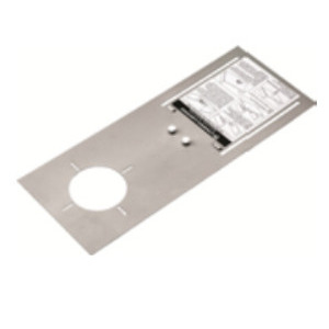 "Lithonia Lighting WF6-PAN-R12 6"" Wafer Pan, New Construction"