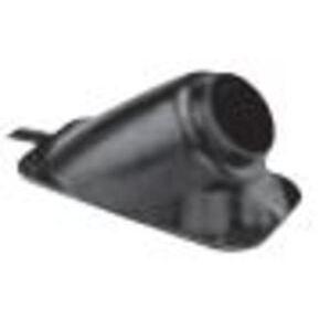 """Kraloy 089236 ENT Stubby, Angled, 1-1/4"""", Black, Non-Metallic"""