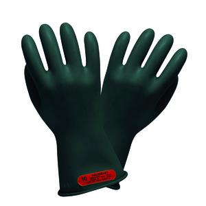 "Salisbury E216B/10 Lineman Gloves, 16"", Class 2, Size 10"