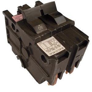American Circuit Breakers 215 15A, 2P, 120/240V, 10 kAIC CB, Regular Frame
