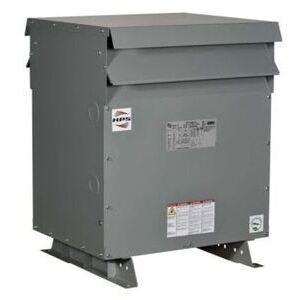 Hammond Power Solutions SG3A0225BK Transformer, Dry Type, NEMA 3R, 208 Delta - 480Y/277, 3PH, 225 kVA