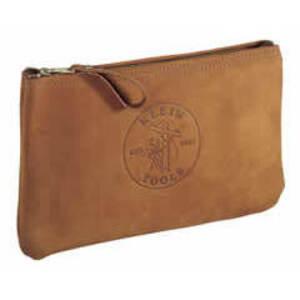 Klein 5139L Zipper Bag, Top-Grain Leather