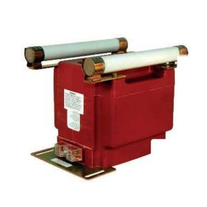 GE PTG5-2-110-722FF Transformer, Medium Voltage, 7200V 60:1 120V Secondary, Fused, 2 Bushing