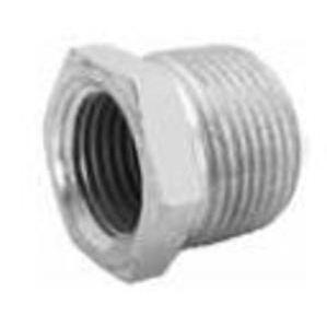 """Matco-Norca MBUG0302 Hex Bushing, 1/2 x 3/8"""", Steel"""