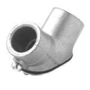 "Bridgeport Fittings 61-DC EMT Pulling Elbow, Set Screw, 1/2"", Zinc Die Cast"