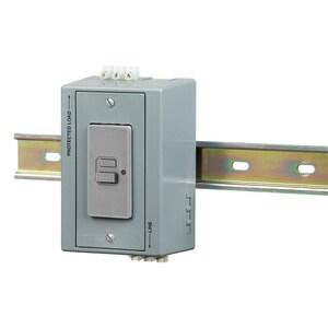 Hubbell-Wiring Kellems DRUBGFI20BFAC DIN-R UTL BOX,