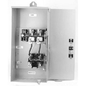 Midwest GS1201B20UL 200A, Manual Transfer Switch, Single Phase