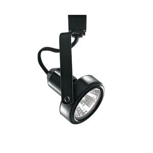 WAC Lighting SF-211-BK Track Head, MR11, 1 Lamp, 35W, Black