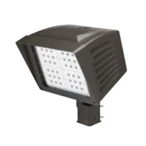Atlas Lighting Products PFXL190LEDS Flood Light, LED, 183.85W, 120-277V, Black