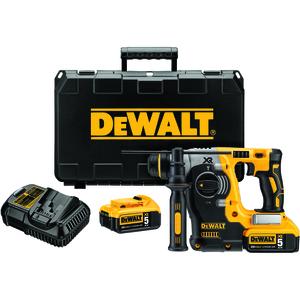 """DEWALT DCH273P2 1"""" SDS Rotary Hammer"""