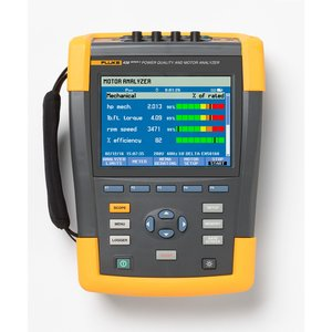 Fluke FLUKE-438-II/BASIC Power Quality and Motor Analyzer/Basic