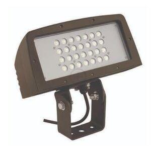Hubbell - Lighting FLL-42L-95-5K7-W-U-K-BL LED Floodlight, 10600 Lumen, 95 Watt, 5000K, 120-277V