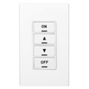 Leviton PLVSW-4LW 4 Button Provolt Switch