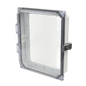 "Allied Moulded AMHMI108CCL 10"" x 8"" HMI Cover Kit"