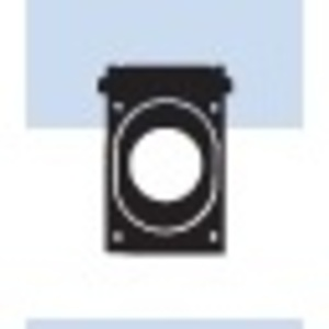 Mulberry Metal 30532 WP TL COVER FS MOUNT