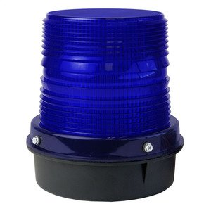 GAI-Tronics 540-001 6IN LED BLUE LED BEACON 120VAC CONSTAN