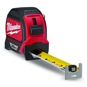Milwaukee 48-22-7125 Magnetic Tape Measure, 25'