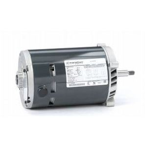 Marathon Motors K221M Motor, General Purpose, 1HP, 208-230/460VAC, 3450RPM, 3PH, 56J Frame