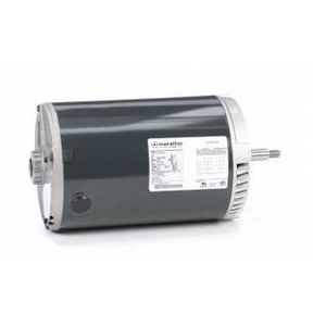 Marathon Motors K227M Motor, General Purpose, 3HP, 208-230/460VAC, 3450RPM, 3PH, 56J Frame