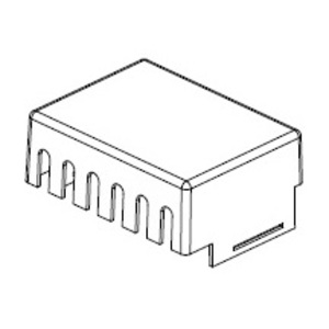 Hammond Power Solutions FGF1 Finger Guard Kit, Fused, 50VA, AJ, AR, MQMJ, MEMX, QR, SP, PG, PP