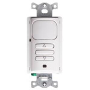 Leviton OSD10-I0I 0-10V Passive Infrared (PIR) Dimming Wall Switch Sensor